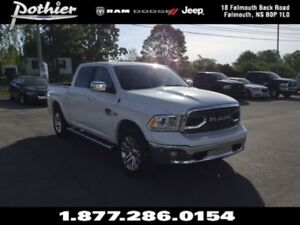 2017 Ram 1500 Longhorn | LEATHER | HEATED SEATS | REAR PARK ASSI