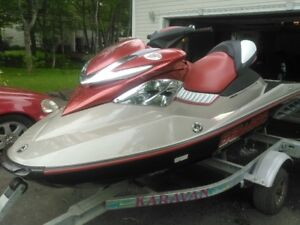 Like new 2005 Seadoo RXP 215hp supercharged very low hrs