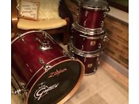 Gretsch Renown maple fusion drum kit shell pack