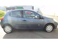 RENAULT CLIO 1.6 EXPRESSION 16V 3d 111 BHP LONG MOT, SERVICE RECORD 1 PREVIOUS OWNER, 2 KEYS