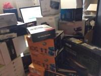 Mixed lot of Cameras, Media player, power banks etc
