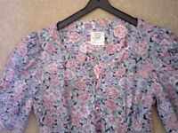 Laura Ashley dress.....size 10 VINTAGE original EXCELLENT condition
