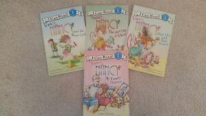 Fancy Nancy Books x4