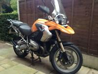 BMW R1200GS 2008 facelift lowest price in the UK