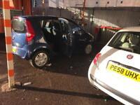 Vauxhall Agila 09 reg 1.2 Low Miles Low insurance