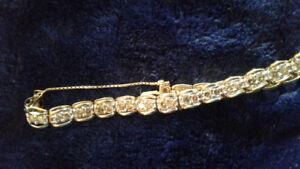 "7"" Diamond tennis bracelet"