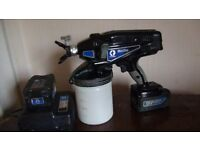 Grago airless paint sprayer for professionals