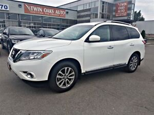 2014 Nissan Pathfinder SL - 4x4 7 PASS - LEATHER - PARK ASSIST -