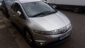 Honda Civic 1.8l Exec I-VTEC Auto Silver **FOR QUICK SALE**
