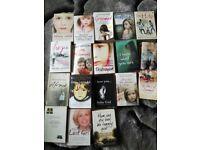 Various books. 3 books for £5