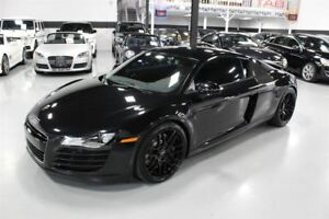 2012 Audi R8 4.2L   MANUAL   CANADIAN
