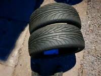 Tyres 205 40 17