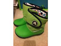 Crocs boots -Unisex-child boots