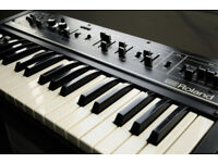 Roland SH-09 (vintage analogue synthesiser) (serviced)