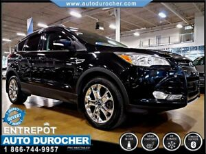 2013 Ford Escape SEL - AUTOMATIQUE - AIR CLIMATISÉ - CUIR - 4X4