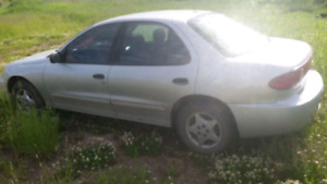 2004 Chevy Cavalier - Commuter Special