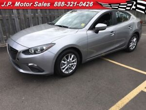 2014 Mazda MAZDA3 GS, Automatic, Back Up Camera, Only 32,000km