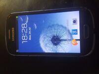 Samsung Galaxy S3 Mini Unlocked, factory reset.