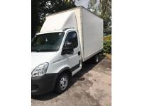 Iveco daily 3500kg 14ft Luton with slimjim tail lift