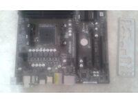 Asrock fm2+ motherboard