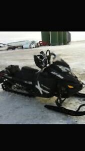2013 Skidoo Summit X