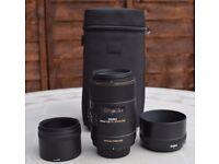 Sigma Macro Lens 105mm