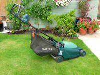 Hayter Electric Mower
