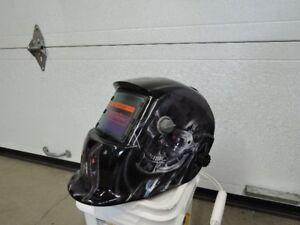 casque a souder automatique ( neuf ) automatic welding helmet