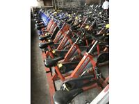 40 X INDOOR EXERCISE STUDIO BIKES