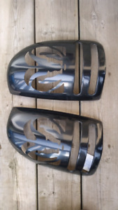 Dodge Tail Light Covers