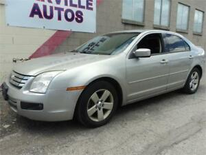 2007 Ford Fusion SE MANUAL 5 SPEED A/C COLD AS IS POWER SEAT