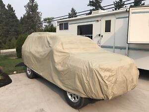Tacoma truck cover