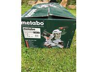 Metabo KGS 18 LTX 216