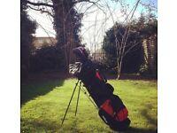 Wilson Profile Golf Clubs and Bag