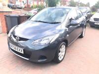 2008 08 Mazda 2 1.4 D TS2 Low Mileage Full MOT £30 Road Tax Diesel Cheap Insurance Ideal 1st Car