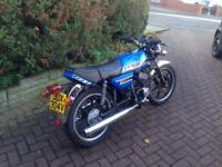YAMAHA RD 200 1980