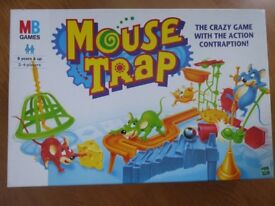 Vintage Mouse Trap 1999 Version by MB Games - Excellent condition