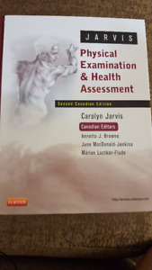 Jarvis physical examination textbook,Mosbay's NCLEX-RN 20th ed