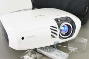 Canon-LV-7370-Projector