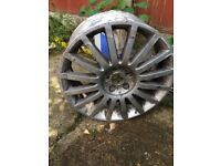 Ford Mondeo st alloys and wheels, Volvo wheels for sale.