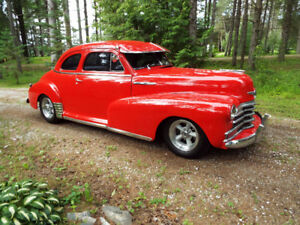 1948 Chevrolet Coupe, All Steel Street Rod.