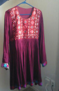 hand made traditional clothes