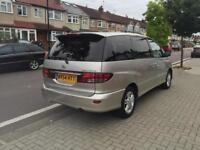 Toyota Previa Facelift 2.0 D-4D T Spirit 5dr, 7 Seater, Low millage , Long mot, Sunroof