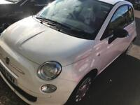 60 plate (2010) Fiat 500 Pop 1.3