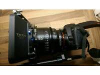XEEN 85mm lens