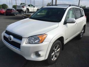 2009 Toyota RAV4 LIMITED AWD AC VITRES, MAGS
