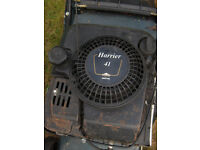 Hayter Harrier engine 190cc