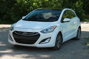 2013 Hyundai Elantra GT SE NAVI | Pano Sunroof | Leather | CE...