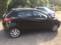Mazda2 Black, One Owner, Full Mazda Service History, Offers considered