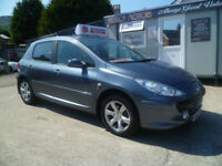 2006 Peugeot 307 facelift model-Low insurance-Mot'd-Full service history